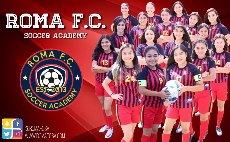 Roma FC Soccer Academy - Home